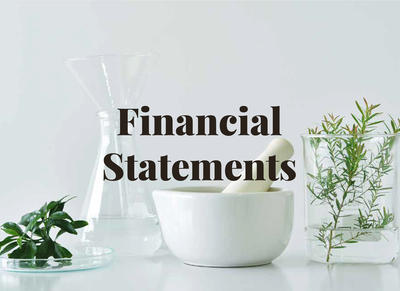 Financial statements Altia Annual report 2018 picture